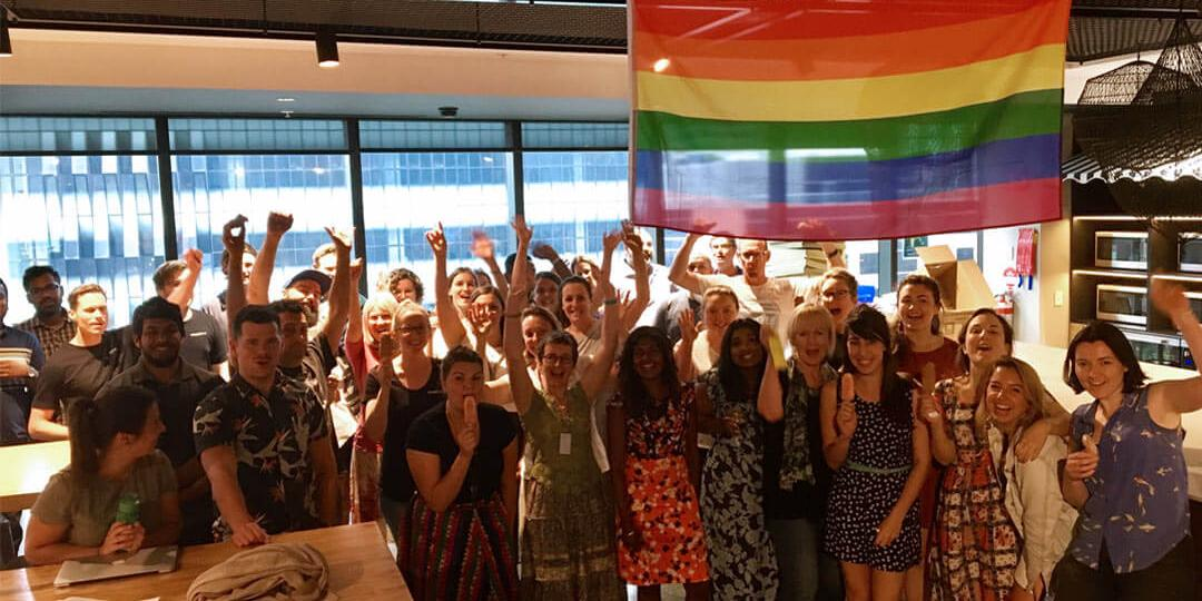 Marriage equality: a reminder to Australian travellers